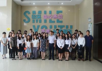 2018年香港大学生暑期无锡实习正式启动